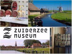 Verslag+ veel foto's van een bezoek aan het Zuiderzeemuseum in Enkhuizen