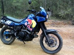 Show your painted KLR. - Page 31 - Forums - Your Kawasaki Forum Resource! - The Original Forum!