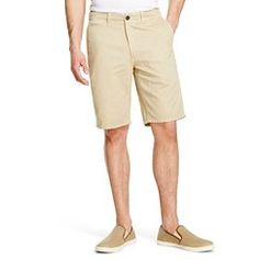 Men's Tailored Flat Front Shorts - Merona™