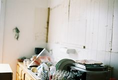 mess of a kitchen ++ photography: natalie