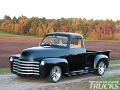 1949 chevy truck | 1949 Chevrolet Truck Front