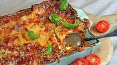 Hjemmelaget lasagne Eton Mess, Spaghetti Bolognese, Fun Cooking, Vegetable Pizza, Pasta Recipes, Food And Drink, Lunch, Dinner, Eat
