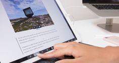 Añadir la Touch Bar en el Mac gracias al iPad y la aplicación Duet Display - http://www.actualidadiphone.com/anadir-la-touch-bar-mac-gracias-al-ipad-la-aplicacion-duet-display/