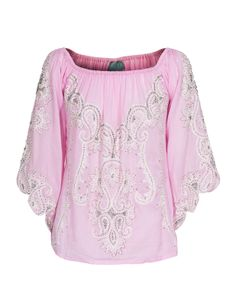 Rich Embellishment Pale Pink by JadesFashion