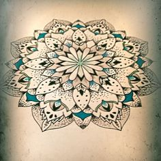 Mandala Designs, ifipearl: #mandala #morningsketch #goodmorning...