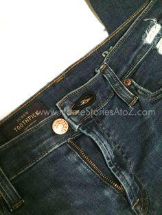Grande dica pant hack para calças apertadas