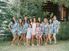 Romantic Summer Wedding At Allie S Cabin Summer Bridesmaids