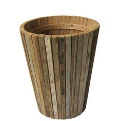Fab.com   Fab Scrapwood Vase Large  old garden stakes