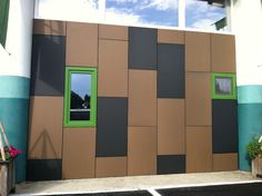 #Richlite #Rainshadow system for Maine Green Building Supply!