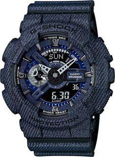 Mens G-Shock Denim Series Watch | #gshock #watches