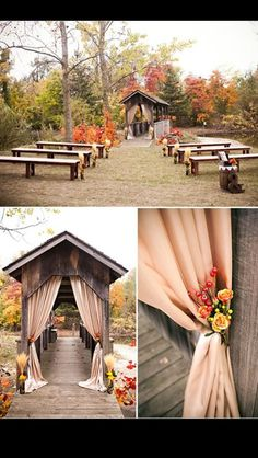 again love the colors.. just enough bright to create a rich contrast!. #Rustic wedding