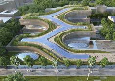 Vincent Callebaut Architectures CITTADELLASCIENZA