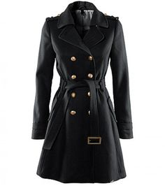 jesienny płaszcz w stylu militarnym - Szukaj w Google