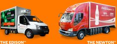 Smith Edision and Newton Electric Vehicles