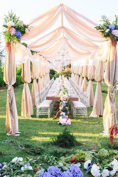 Garden Engagement party by Mori Events / Bahçede Nişan Yemeği /Wedding / Düğün / Nişan / Vintage www.morievents.com
