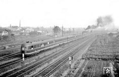 Sutton Oak Locomotive Shed Steam Railway, British Rail, Steam Engine, Steam Locomotive, Railroad Tracks, Liverpool, Melting Pot, North West, Centre