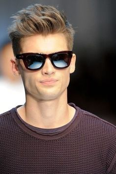 pompadour hairstyle for men - one of the most popular hairstyle trends for a man