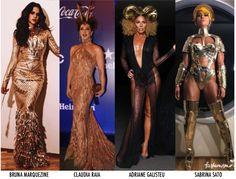Os Looks do Baile da Vogue 2017 - Fashionismo