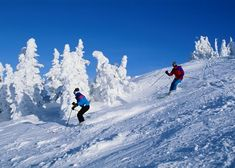 Winter Bucket List: Take a day off and go skiing. Hit the slopes with some great friends or your significant other.