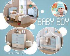"""cbf2550cc7e Παιδικά Δωμάτια ΑΦΟΙ ΜΑΤΙΑΔΗ on Instagram: """"Το βρεφικό δωμάτιο των αγοριών,  έχει το δικό τους όνομα BABY BOY, ένα υπέροχο βρεφικό δωμάτιο για τον μικρό  σας ..."""