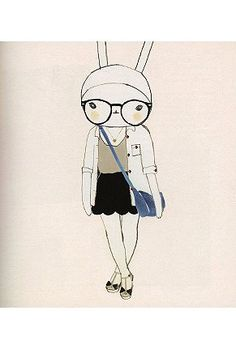 i want to be best friends with fifi lapin