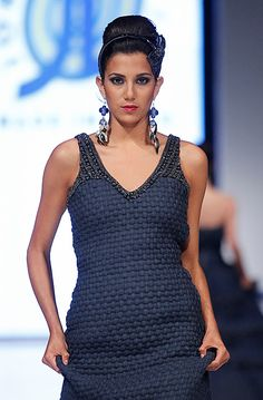 Lima Fashion Week | Jorge Luis Salinas Runway #Lima #fashion #women #runway #lifweek | LIFWEEK '12