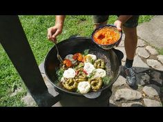 (512) ТАКУЮ ДОЛМУ С ГОЛУБЦАМИ ВЫ ТОЧНО НЕ ПРОБОВАЛИ ХИТ ЭТОГО ЛЕТА - YouTube Picnic, Kitchen, Youtube, Baking Center, Cooking, Kitchens, Picnics, Cuisine, Picnic Foods