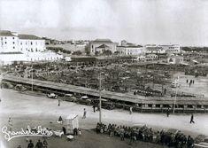 Exposição agrícola no Campo Sá da Bandeira em 1940 - Eu Gosto De Santarém