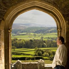 View from Selworthy Church in Somerset, England What A Wonderful World, Beautiful World, Beautiful Places, Somerset England, England And Scotland, Roman Bath Spa, Open Spaces, National Trust, Photo Diary