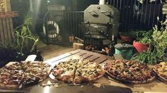 "Gallery ""Firing Up"" Your Taste Buds - Jagrd Outdoor Wood Fired Ovens Outdoor Oven, Wood Fired Oven, Ovens, Taste Buds, Firewood, Roast, Meals, Chicken, Baking"