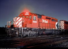 RailPictures.Net Photo: CP 5689 Canadian Pacific Railway EMD SD40-2 at Alexandria, Virginia by Wade H. Massie