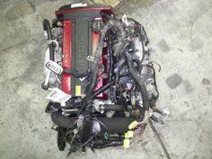 MITSUBISHI LANCER EVO 7 4G63 TURBO ENGINE