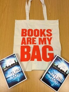 At Tinder Press the paperback of THE OUTLINE OF LOVE is most definitely our bag!