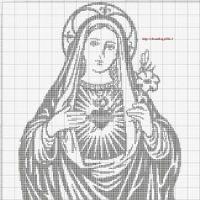 "Gallery.ru / Olgakam - Альбом ""Богородица (схемы)"""