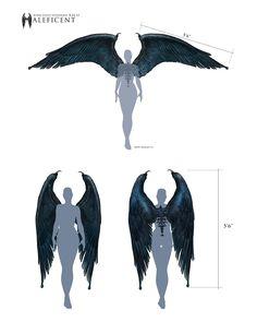 Concept Arts de Kimberley Pope para o filme Maleficent - THECAB - The Concept Art Dark Art Drawings, Art Drawings Sketches, Fantasy Drawings, Fantasy Character Design, Character Art, Character Concept, Art Du Croquis, Blog Art, Wings Drawing