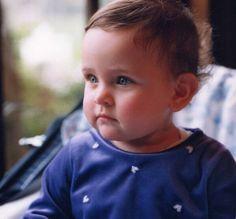Paris Jackson as a baby omgggg cutiee