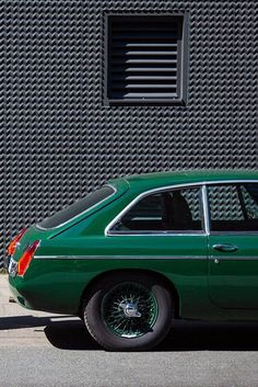 Restored classic MGB GT rear Classic Car Restoration, Vintage Classics, Classic Cars, Jeeps, Vintage Classic Cars, Jeep, Classic Trucks