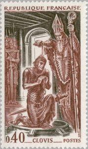 History of France. Clovis (455-511)