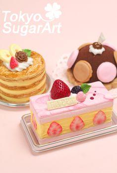 第1回ちっちゃかわいいもの展に出展します! : 東京シュガーアート 頑張ってシュガーアートを広めてマス!