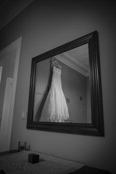 wedding dress Wedding Props, Oversized Mirror, Wedding Dresses, Home Decor, Bride Dresses, Bridal Gowns, Decoration Home, Room Decor, Weeding Dresses