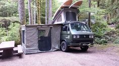 The ARB awning rooms are available for the ARB 2000 and ARB 2500 awnings.