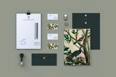 The Secret Garden - Branding & Web Design by... - Diseñadores Gráficos El Salvador