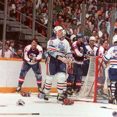 Marty McSorley Hockey Boards, Hockey World, Edmonton Oilers, Ice Hockey, Nhl, Athlete, Sport Sport, The Incredibles, Sports