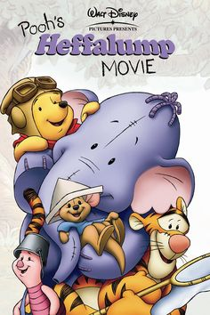 click image to watch Pooh's Heffalump Movie (2005)