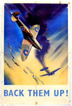 2116d4be4e 60 Best WW2 Posters and Spitfires  ) images