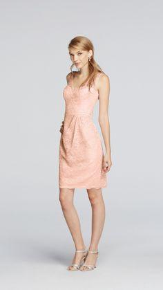 Short Tank Lace Dres