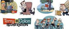 terry colon illustration - Google Search Family Guy, Comics, Google Search, Illustration, Fictional Characters, Art, Art Background, Illustrations, Kunst