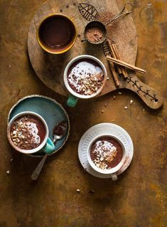 Very Helpful Cacao Techniques For cacao powder hot chocolate Cacao Hot Chocolate, Chocolate Powder, Chocolate Shavings, Cacao Recipes, Coconut Milk Recipes, Raw Food Recipes, Keto Recipes, Cocoa Drink, Best Food Photography