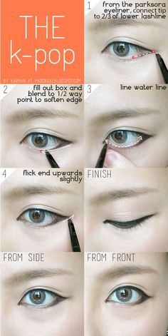 10 Ways To Wear Eyeliner for Everyday Looks | MADOKEKI beauty, skincare, style