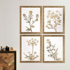 Pottery Barn Shelves, Golden Flower, Wall Decor Set, Easy Wall, Wooden Bar, Metal Homes, Wall Prints, Wall Décor, Decorative Pillows